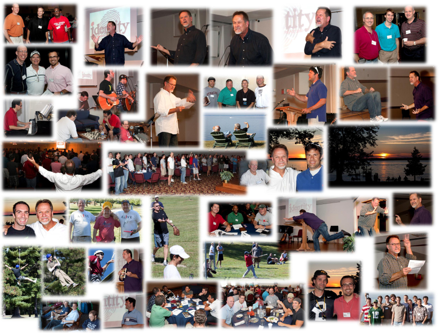 Men's Retreat Montage 2010