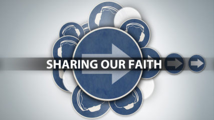 Hearing from God & Sharing Our Faith