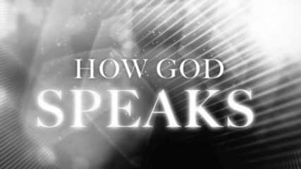 How God Speaks
