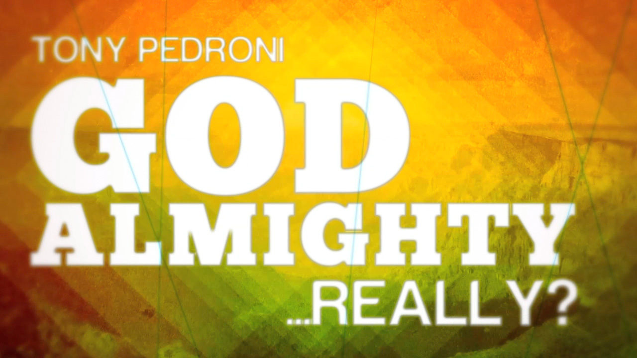 God Almighty – Really?