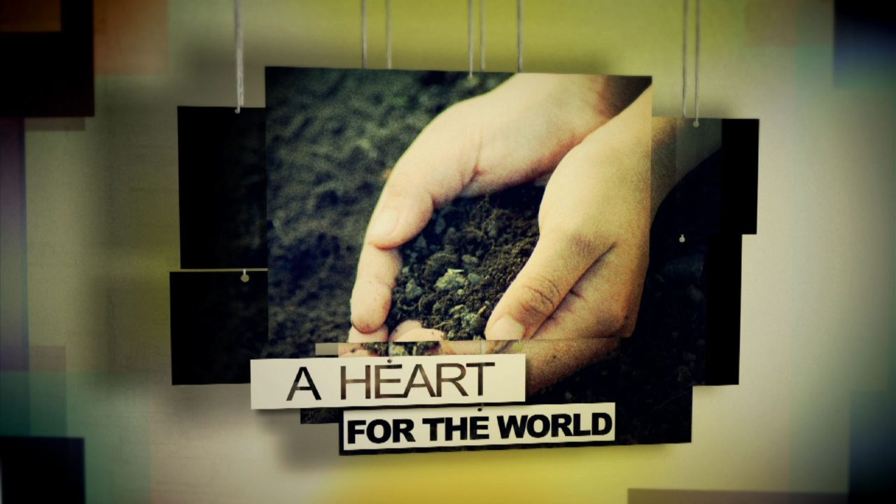 A Heart for the World