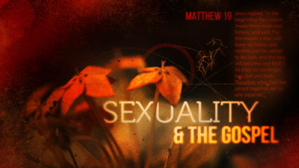 Sexuality and the Gospel, Part 1