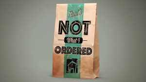 HF - Not What I Ordered - title