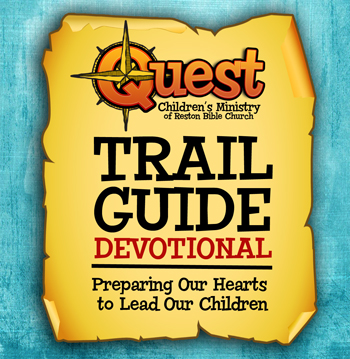 QUEST Trail Guide Devo