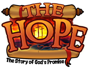The Hope series graphic copy