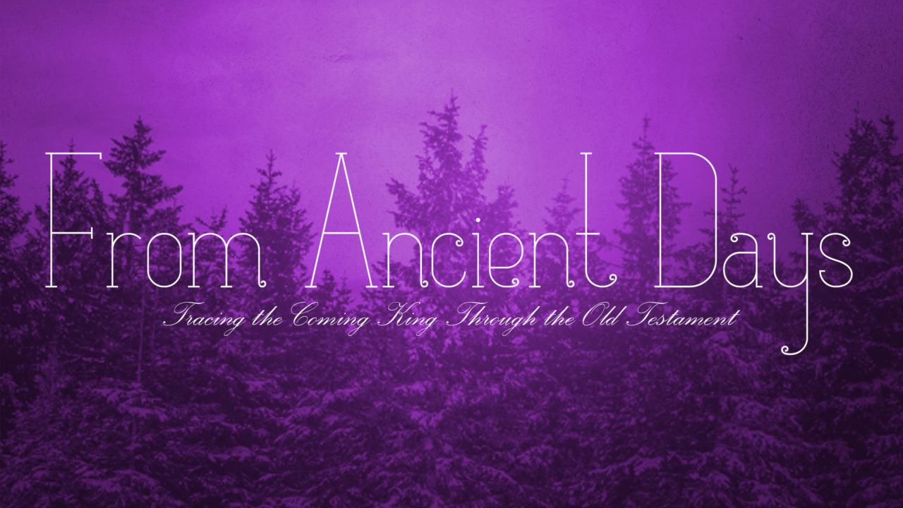 From Ancient Days, Part 3