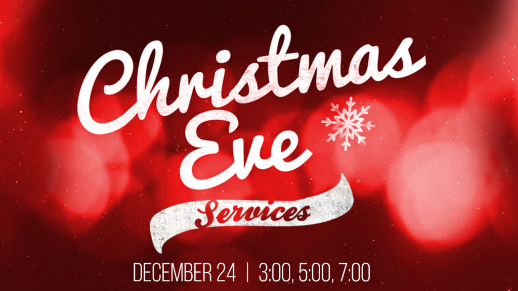 Christmas Eve Services.Christmas Eve Services Reston Bible Church