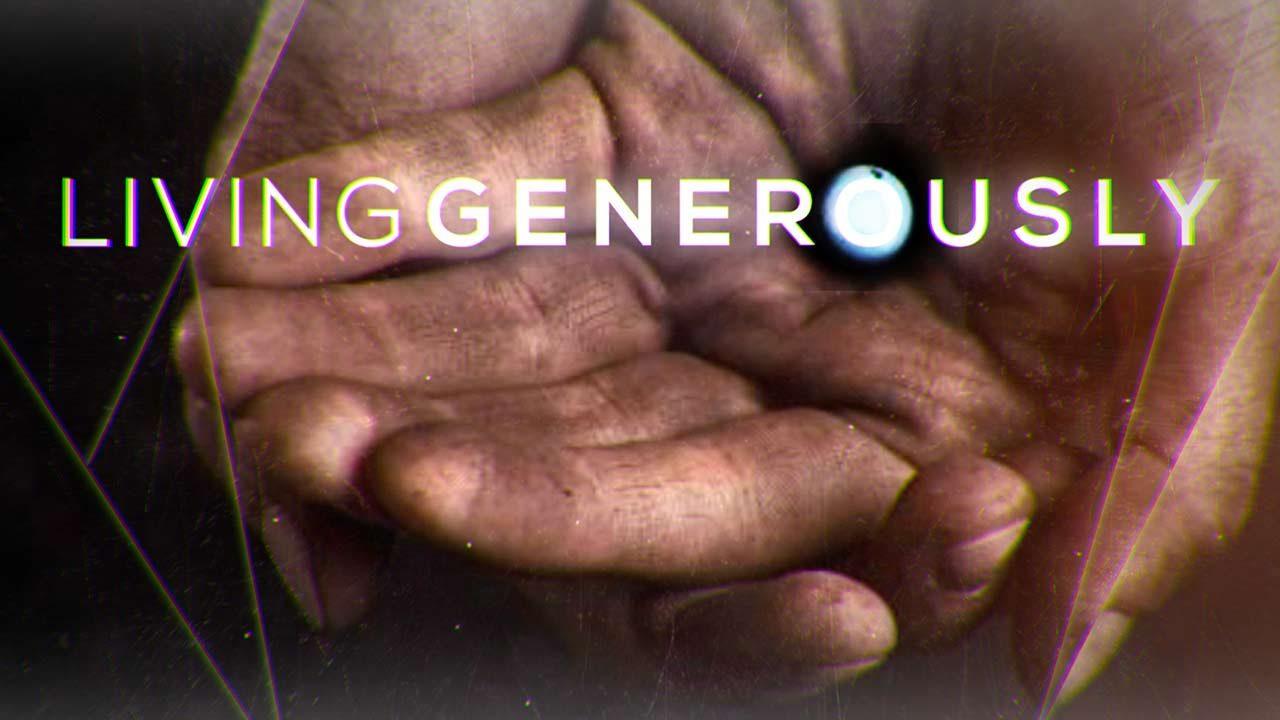 Living Generously