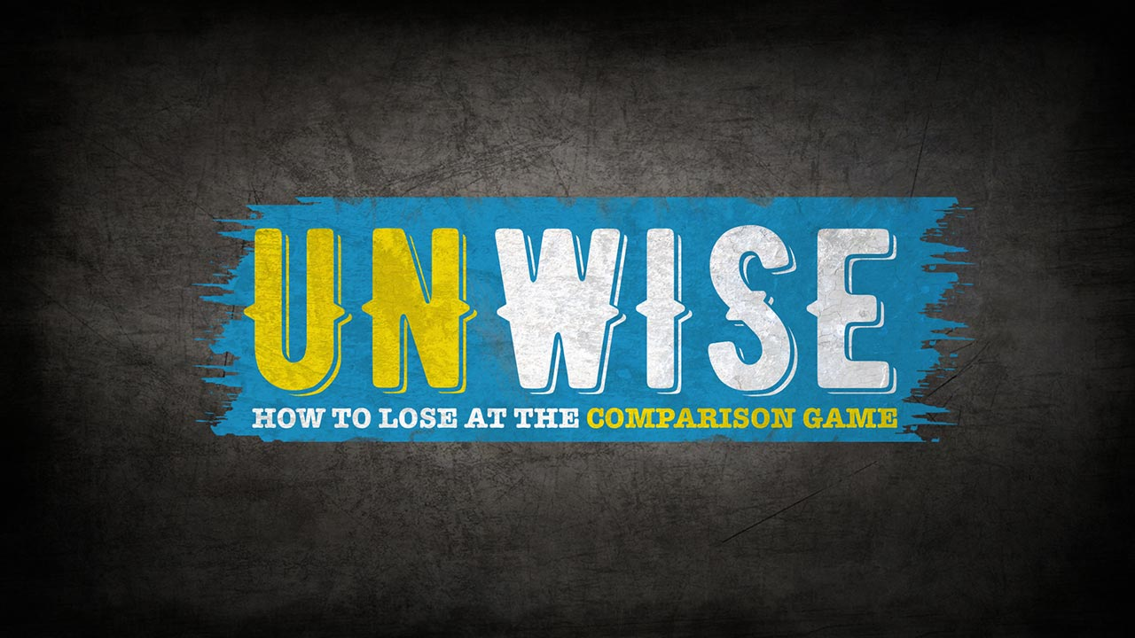 Unwise: How to Lose at the Comparison Game