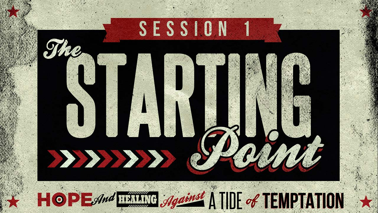 All Men's Meeting, Session 1: The Starting Point