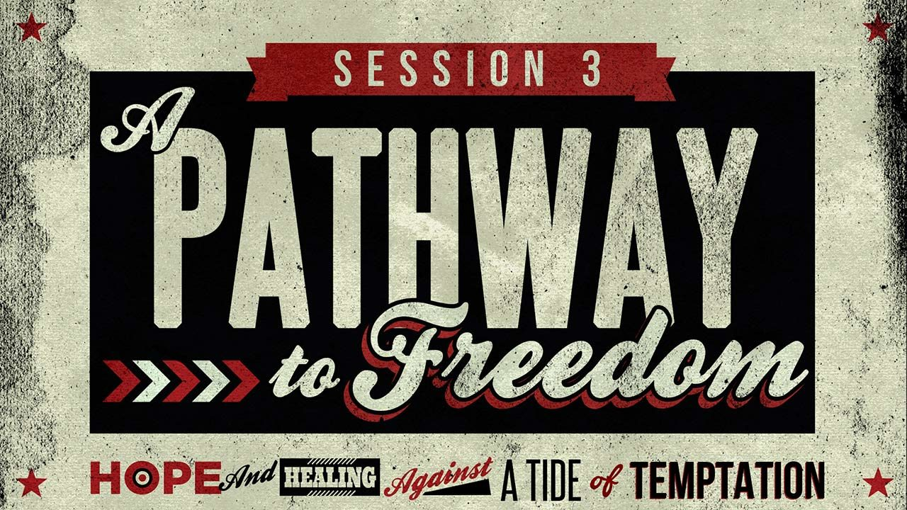 All Men's Meeting, Session 3: A Pathway to Freedom