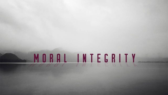 Moral Integrity, Part 2