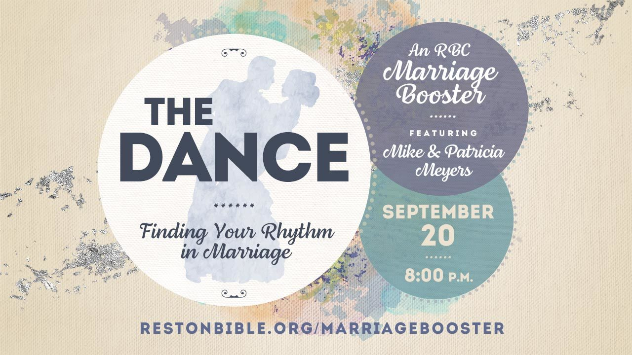 Marriage Booster: The Dance