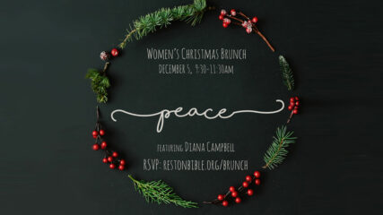 Peace (2020 Christmas Brunch)